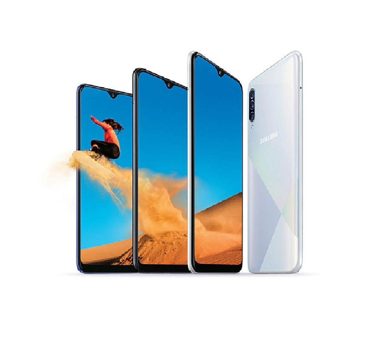 گوشی موبایل سامسونگ مدل A30s با ظرفیت 128 گیگابایت