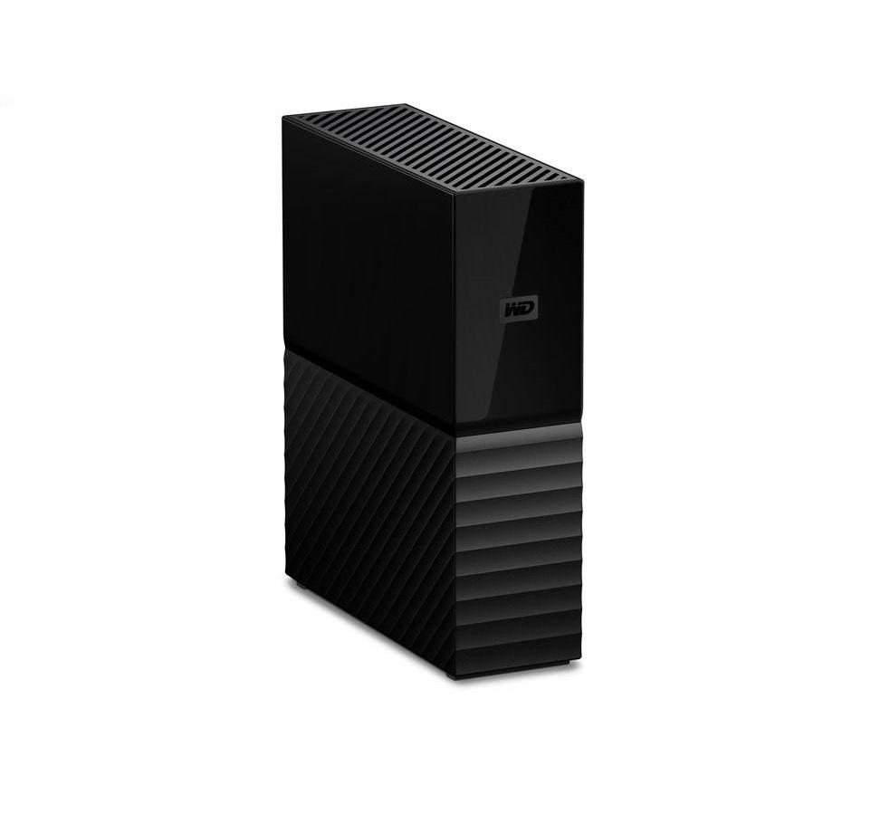 هارددیسک اکسترنال وسترن دیجیتال مدل My Book Desktop ظرفیت 8 ترابایت