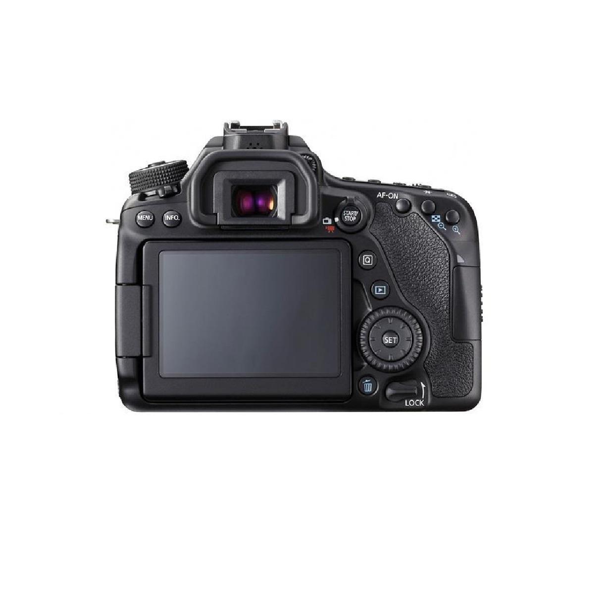 دوربین دیجیتال کانن ای او اس ۸۰ دی با کیت ۱۸-۱۳۵