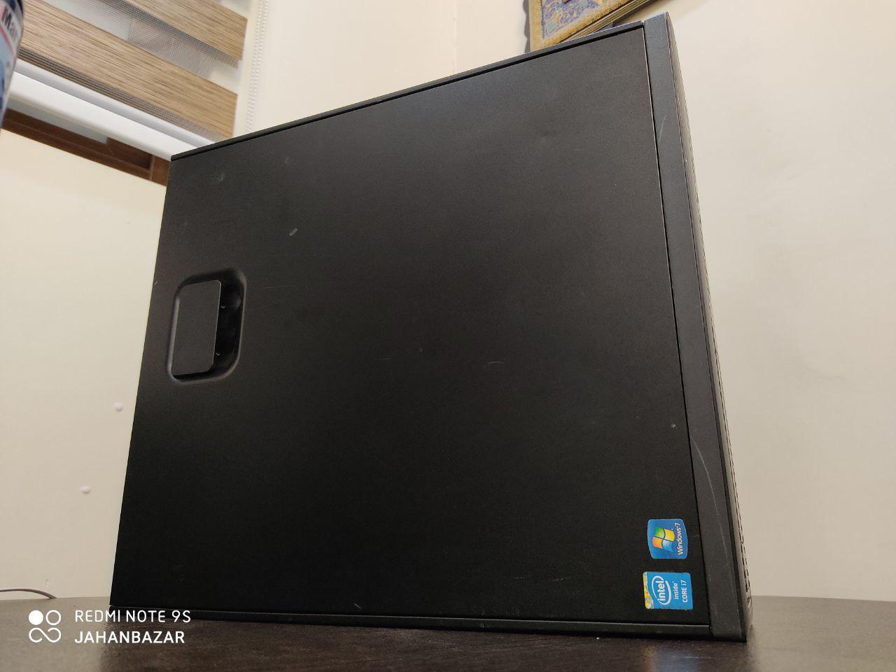 کیس کامپیوتر اچ پی