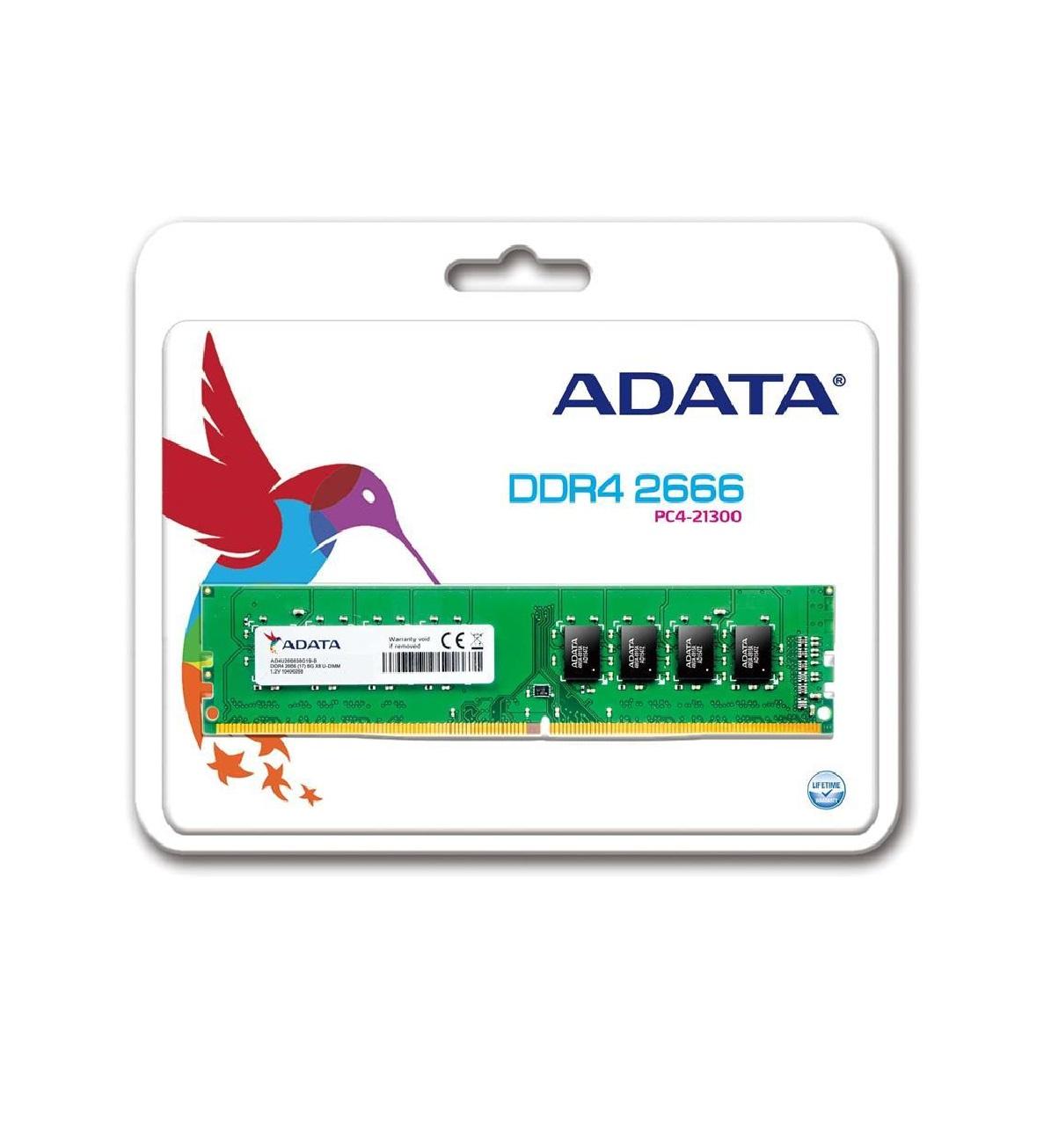 رم دسکتاپ ای دیتا پرایمر با حافظه ۸ گیگابایت