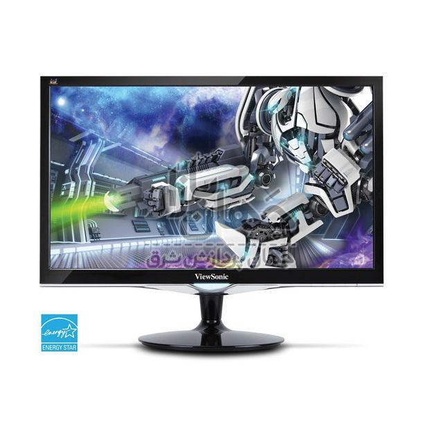مانیتور گیمینگ 24 اینچ ویوسونیک ViewSonic VX2452mh استوک با پورت HDMI