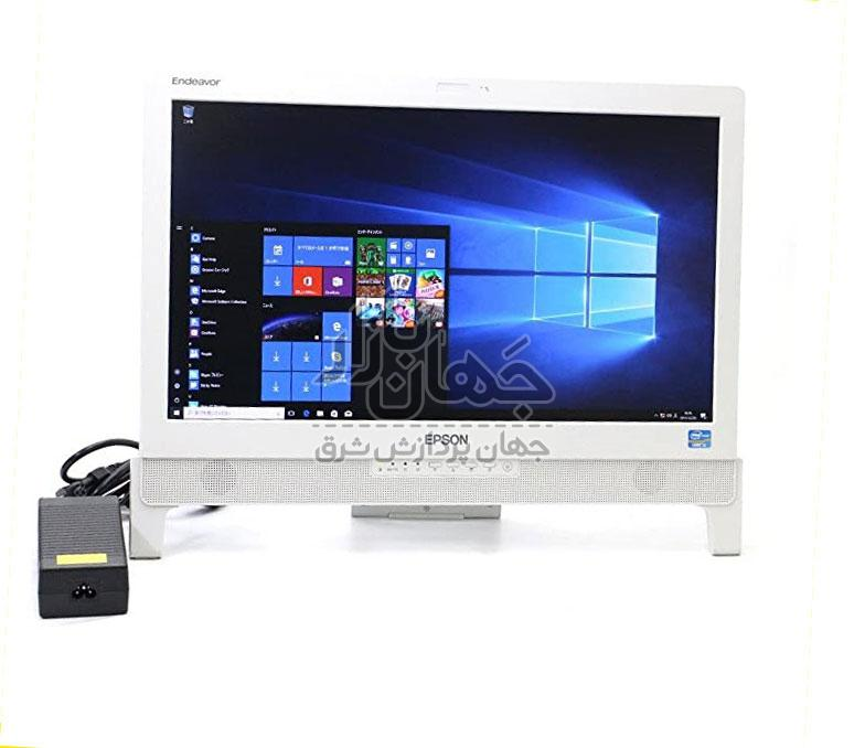 آل این وان استوک اپسون Epson Endeavour PT100E صفحه نمایش 22 اینچ FHD