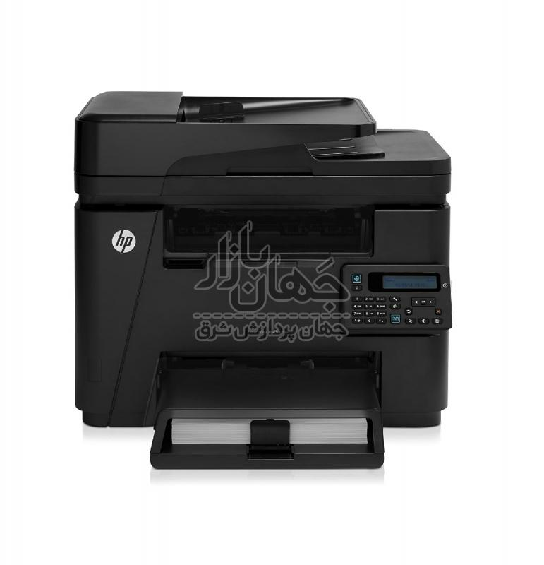 پرینتر استوک چهارکاره اچ پی HP LaserJet Pro MFP M225dnچاپ دو رو