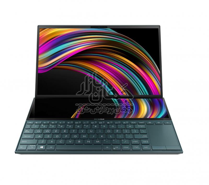 لپ تاپ 14 اینچی ایسوس مدل ZenBook Duo UX481FLC