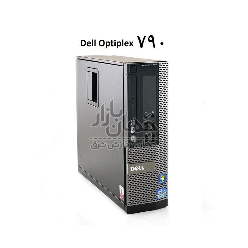 کیس استوک دل Dell Optiplex 790/390 SFF پردازنده i5 نسل 2
