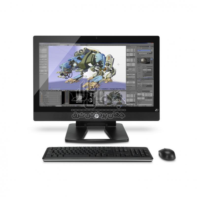 آل این وان استوک 27 اینچ HPWorkstation Z1 با گرافیک Quadro K3000M 2GB