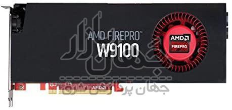 کارت گرافیک استوک ای ام دی مدل AMD FirePro W9100