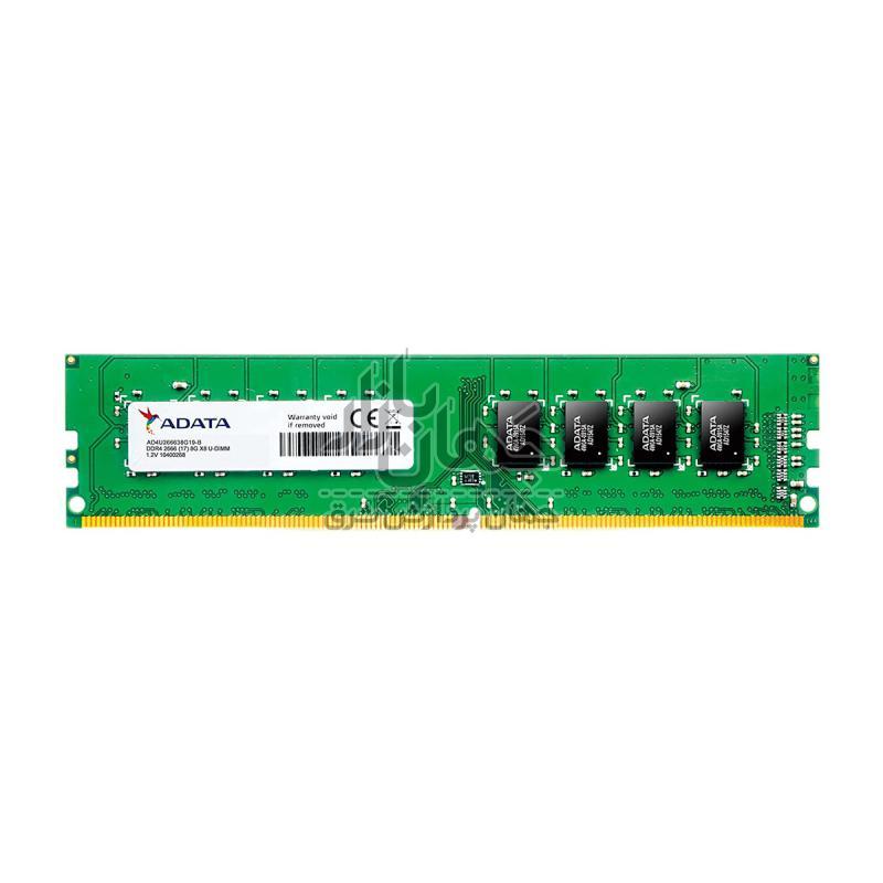 رم دسکتاپ 8گیگ مدل ای دیتا ADATA AD4U266688G19 DDR4