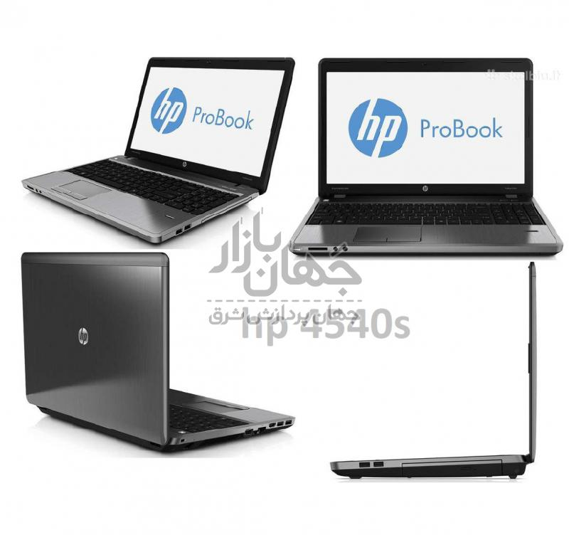 لپ تاپ استوک اچ پی HP ProBook 4540s پردازنده i7 نسل 3