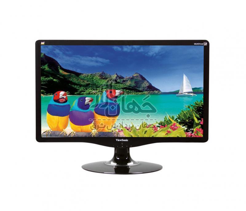 مانیتور استوک24 اینچ ویوسونیک مدل ViewSonic VA2431WM-LCD