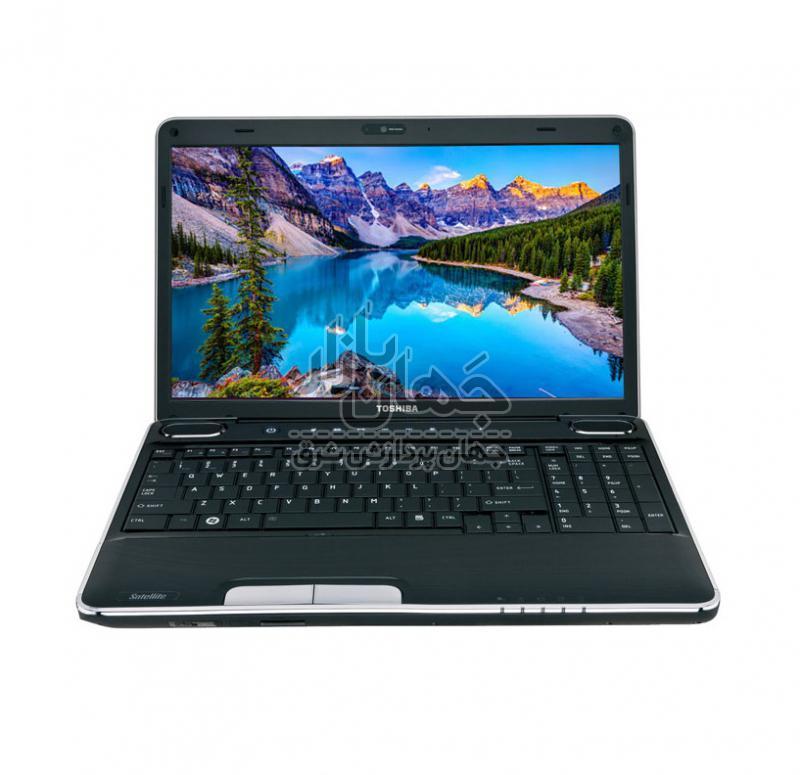 لپ تاپ استوک 16 اینچ توشیبا Toshiba Satellite A505