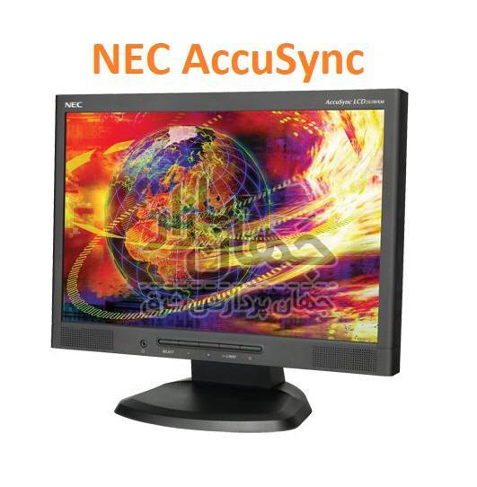 مانیتور استوک 20 اینچ ان ای سی NEC LCD203WXM + اسپیکر داخلی