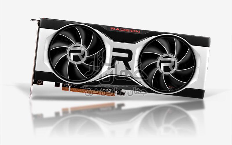 کارت گرافیک AMD رادئون RX 6700 XT
