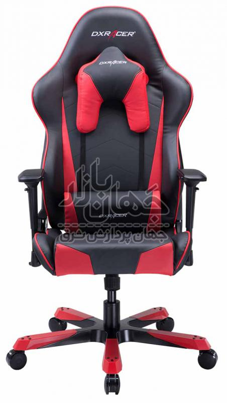 صندلی گیمینگ سری تانک مشکی قرمز TS29/NR