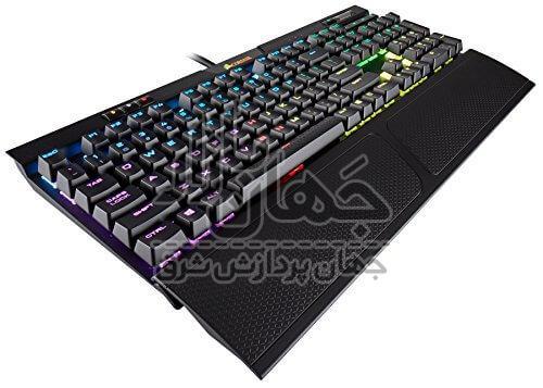 کیبورد بازی کورسیر مدل K70 RGB MK.2