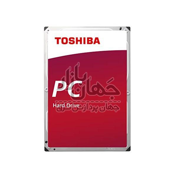 هارد دیسک اینترنال توشیبا ظرفیت ۶ ترابایت Toshiba 6 trمناسب ارز چیا