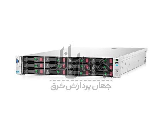 سرور استوک رده بالا اچ پی  ارز چیا SERVER HP DL380p G8