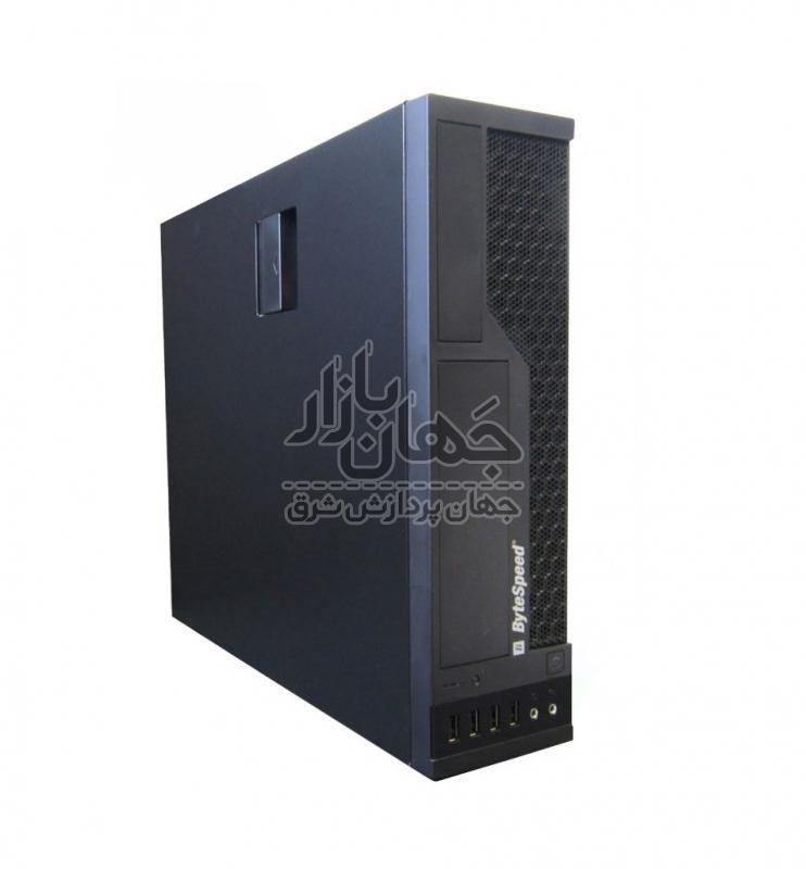 کیس استوک i5 نسل 3 ByteSpeed با مادربرد ASUS P8H61