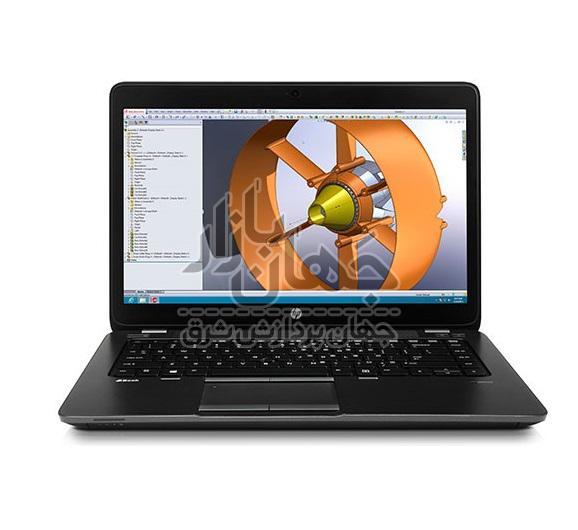 لپ تاپ استوک14 اینچ اچ پی HP ZBook 14 G1