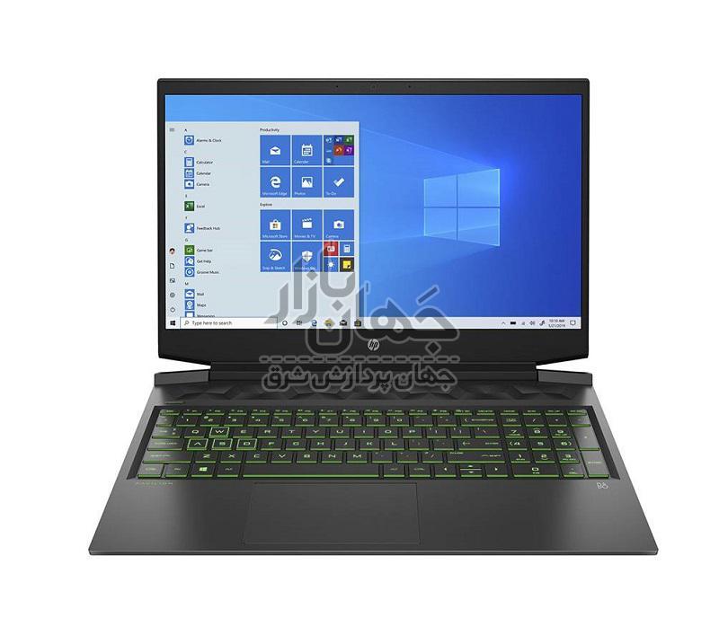 لپ تاپ گیمینگ اچ پی HP Pavilion Gaming 16-A0032DX-A