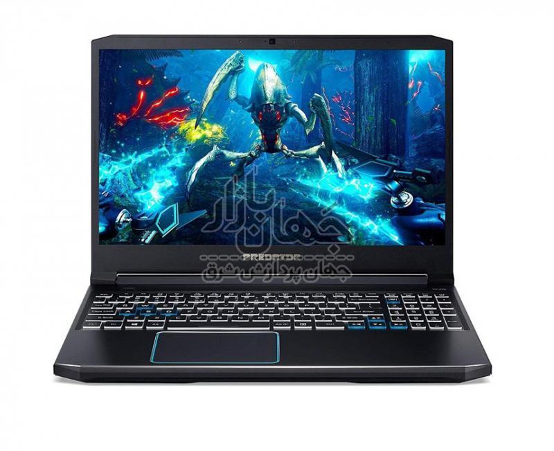 لپ تاپ گیمینگ ایسر Predator Helios 300 PH315-53-78FH سایز 15 اینچ