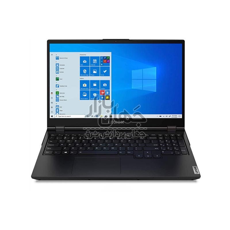 لپ تاپ گیمینگ 15 اینچی لنوو مدل Legion 5