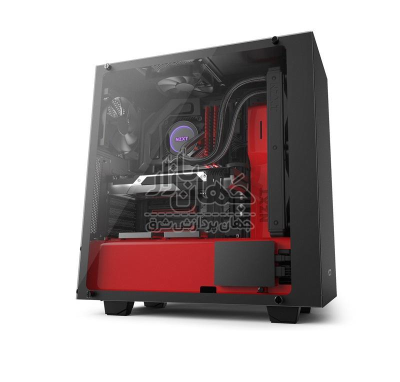 سیستم کامپیوتر گیمینگ درحد نو گرافیک Gtx1080ti 11GB با مانیتور خمیده 34 اینچ