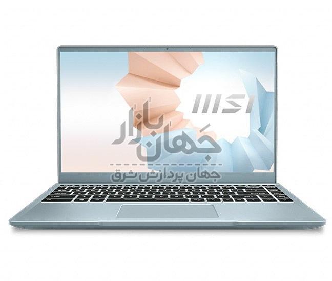 لپ تاپ 15 اینچام اس ای MSI Modern 15-AA