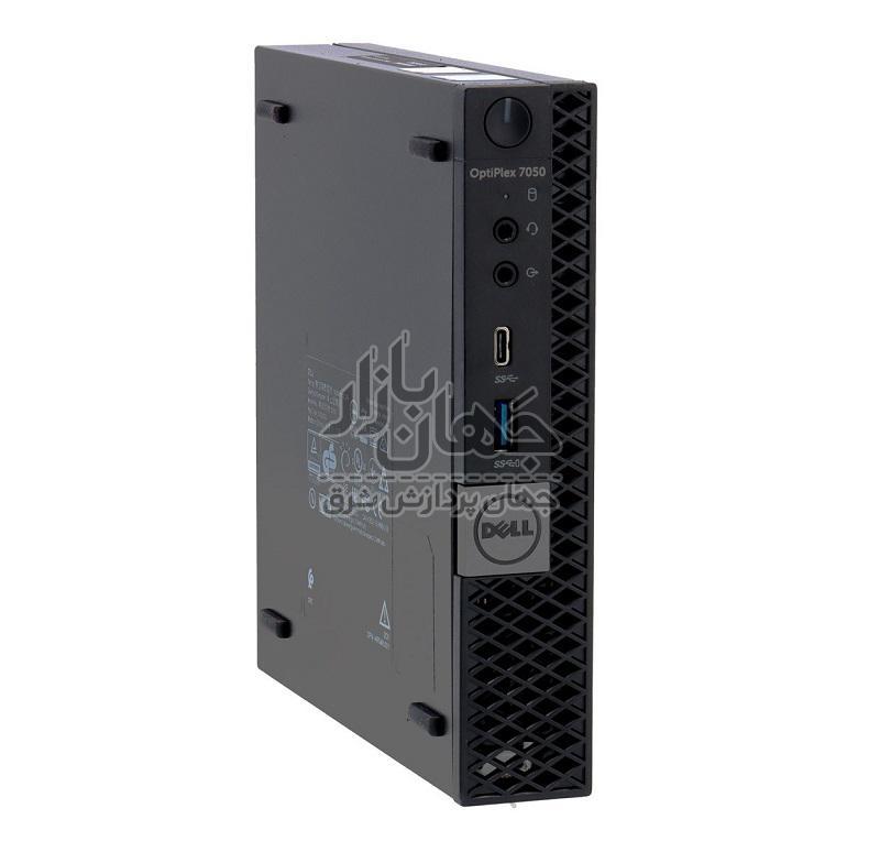 مینی کیس استوک دل DELL OptiPlex 7050 Micro پردازنده i5 نسل 6