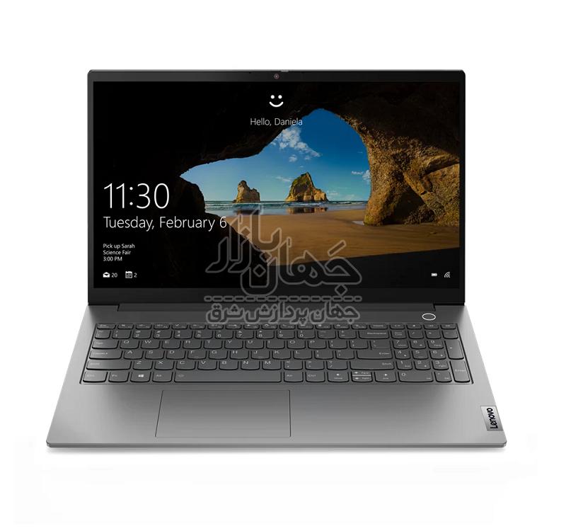 لپ تاپ لنوو 15 اینچ ThinkBook 15-GF