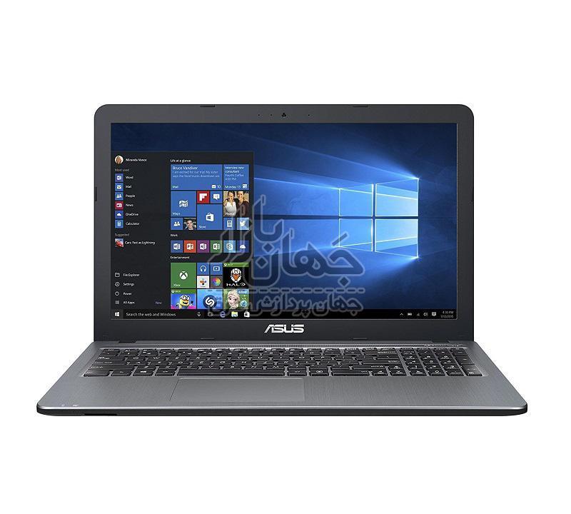 لپ تاپ استوکایسوس x540 پردازنده i3