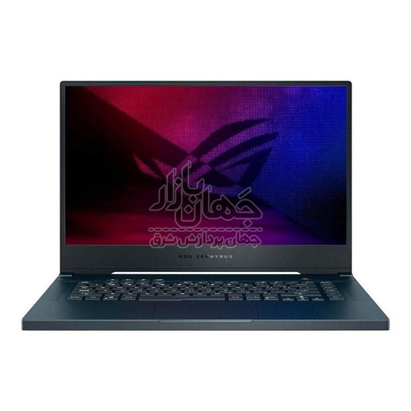 لپ تاپ ایسوس 15 اینچ ROG Zephyrus G15 GU502LW-A