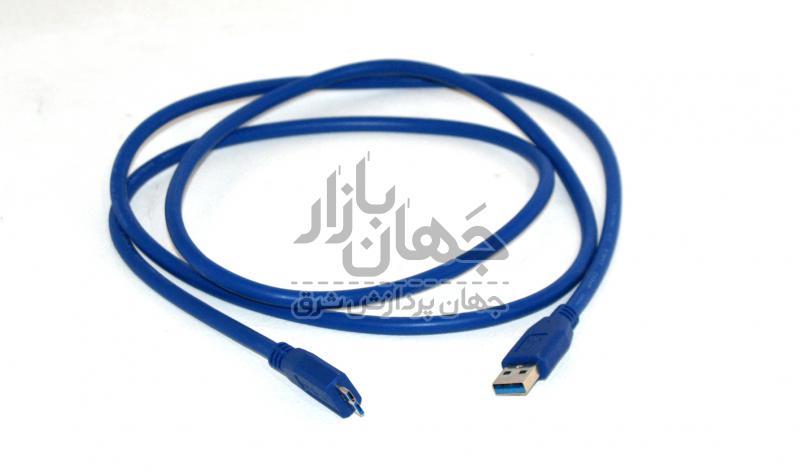 کابل هارد usb3 برای هارد اکسترنال و دستگاه مشابه