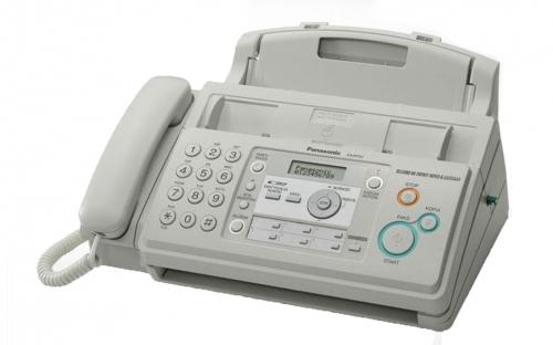 FAX 701 Panasonic.A4