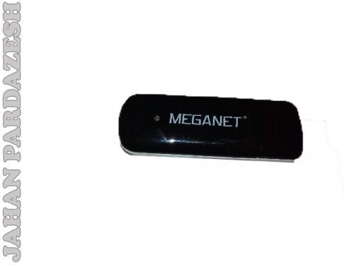 Gsm modem usb + sim cart meganet مودم اینترنت سیم کارت مارک