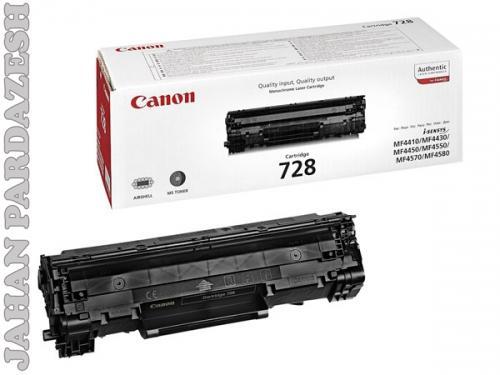 کارتریج تونر پرینتر کانن لیزری Canon 728