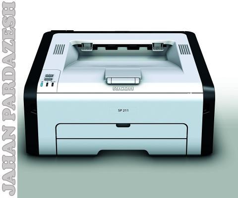 printer SP 211 Ricoh Laser