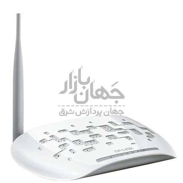 مودم ADSL بيسيم تي پي-لينک مدل   TD-W8151N با یکسال گارانتی