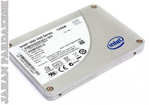 هارد اس اس دی استوکIntel 330s 120GB SSD