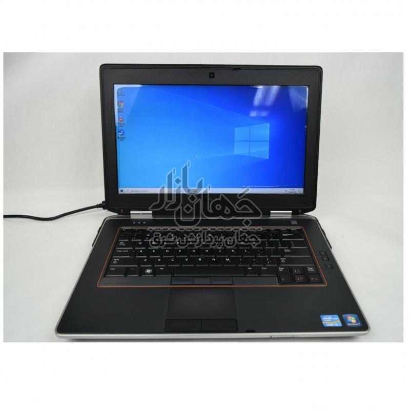 لپ تاپ دست دوم استوک دل Dell latitude E6420