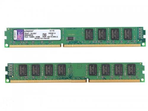 رم کامپیوتر کینگستون مدل KVR DDR3 2GB 1333MHz CL9 ظرفیت 2 گیگابایت