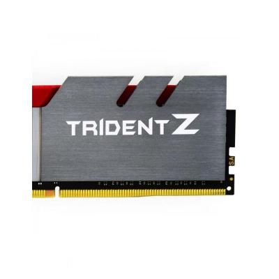 رم ژل مدلG.SKILL TridentZ DDR4 16GB (8GB x 2) 3400MHz CL16 Dual Channel Ram