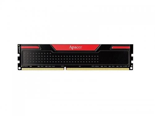 رم اپیسر مدل Apacer Black Panther 8GB DDR3 1600MHz CL11 U-DIMM RAM