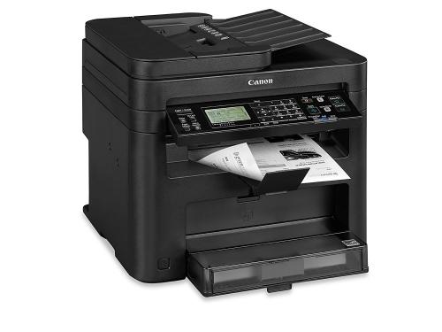 پرینتز4کارهCanon i-SENSYS MF247dw Multifunction Laser Printer