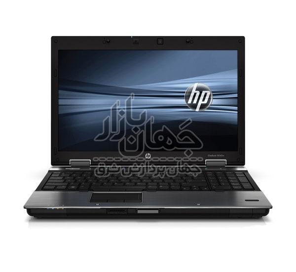 لپ تاپ استوک 15 اینچ اچ پی مدل HP 8540W