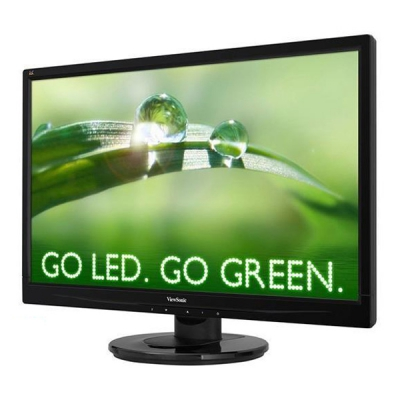 مانیتور ویو سونیک مدل ViewSonic VA2046a 20 Inch LED Monitor