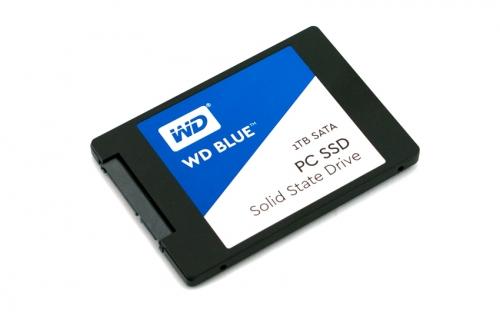 حافظه اس اس دی وسترن دیجیتال مدلWestern Digital Blue 500GB Internal SSD Drive
