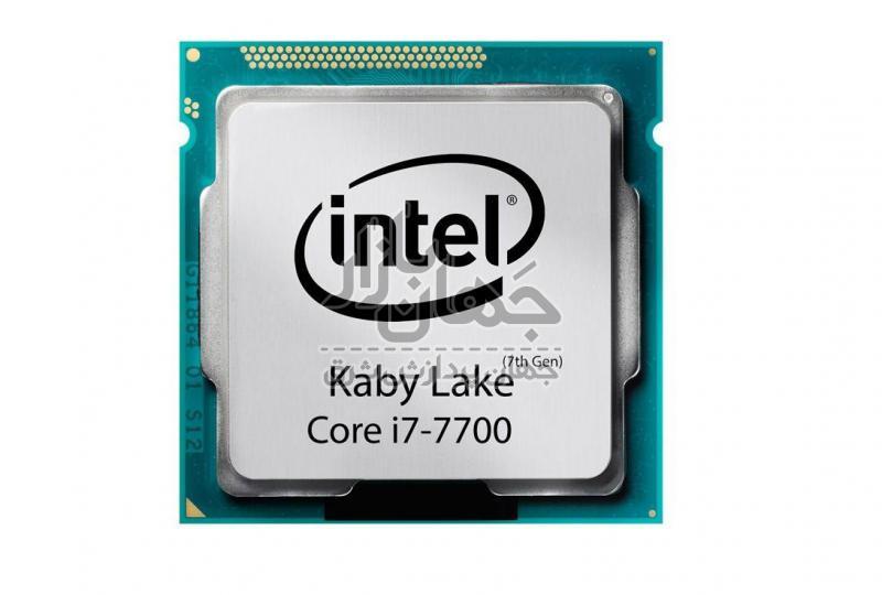 پردازنده اینتل سری Kaby Lake مدل Core I7 7700