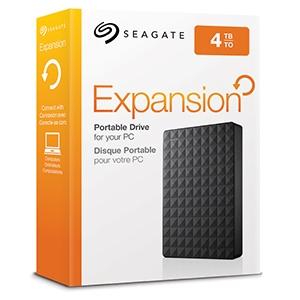 Seagate Expansion Portable STEA2000400 External Hard Drive 4TB